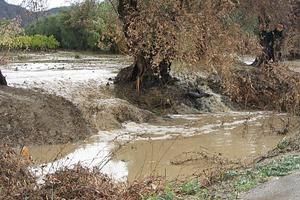 Σύσκεψη για τις καταστροφές μετά τη θεομηνία στην Τρίπολη