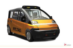 Τα «ταξί του αύριο»... σήμερα