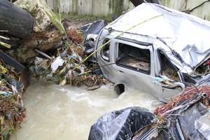 «Βουλιάζει» από εκτεταμένες πλημμύρες η Κροατία