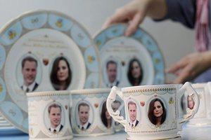720 εκατ. ευρώ κέρδος από τον επικείμενο βασιλικό γάμο