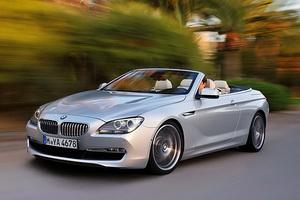 Η νέα ανοιχτή BMW σειράς 6!