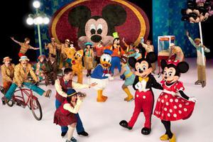 Τι λέτε; Πάμε Disneyland;