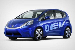 Η Honda ετοιμάζει και ηλεκτρικό Jazz