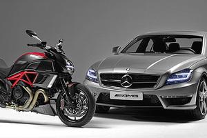 Συνεργασία Ducati με AMG