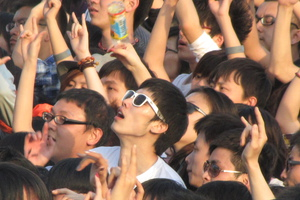 Δεν ανησυχούν... για επανάσταση στην Κίνα