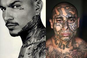 Τα 5 καλύτερα τατουάζ συμμοριών