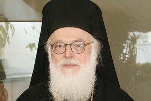 Απειλούν τον Αρχιεπίσκοπο Αναστάσιο