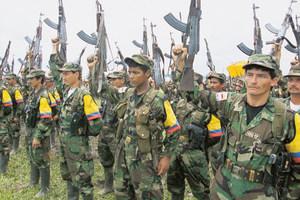 Ελεύθερος όμηρος του FARC