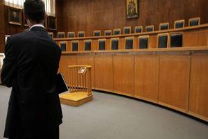 Συμβολική στάση εργασίας των δικηγόρων την ερχόμενη Τετάρτη