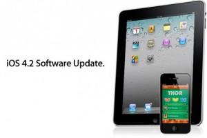 Επίσημα το iOS 4.2 για iPhone, iPad, iPod Touch