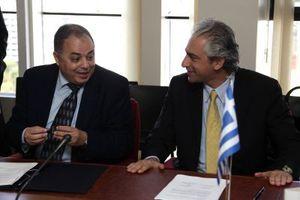 Συνεργασία με την Αίγυπτο σε τουρισμό και ενέργεια
