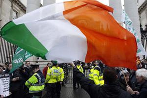 Χιλιάδες άνθρωποι διαδήλωσαν στο Δουβλίνο υπέρ του δικαιώματος στην άμβλωση