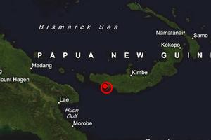 Σεισμός 6 Ρίχτερ στη Νέα Γουινέα