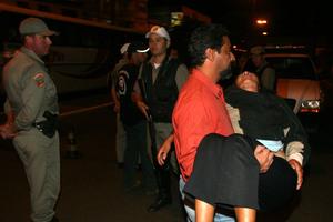 Αιματοβαμμένο κύμα βίας στη Βραζιλία
