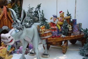 Ένα μαγικό, χριστουγεννιάτικο, σκεπαστό χωριό στην Αθήνα