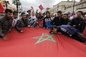 Στο «χορό» των διαδηλώσεων και το Μαρόκο