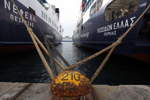 Ποια δρομολόγια πλοίων δεν εκτελούνται λόγω ισχυρών ανέμων