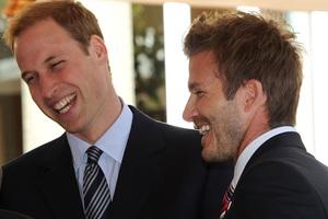 H οικογένεια Beckham προσκλήθηκε στον πριγκιπικό γάμο