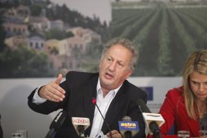 Σκανδαλίδης: Εθνική υπόθεση η αγροτική πολιτική