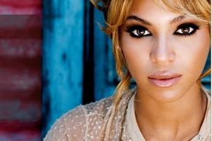 Η Beyonce...μοντέλο