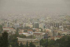 Η Αθήνα πιο ρυπογόνα και από το Πεκίνο!