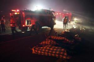 Στους 41 οι νεκροί στο όρος Καρμέλ στο Ισραήλ