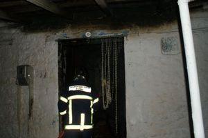 Κάηκε ζωντανός μέσα στο σπίτι του