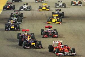 Επίσημα το καλεντάρι της Formula 1 για το 2013
