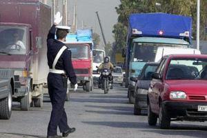 Καραμπόλα πέντε οχημάτων στην εθνική Θεσσαλονίκης - Νέων Μουδανιών