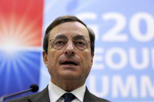 Καθ' οδόν προς την  Ευρωπαϊκή Κεντρική Τράπεζα ο «Σούπερ Μάριο»