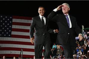 Ο Κλίντον στηρίζει το «συμβιβασμό» με τους Ρεπουμπλικάνους