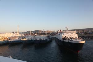 Επιστολή Μώραλη σε Δρίτσα για το λιμάνι του Πειραιά