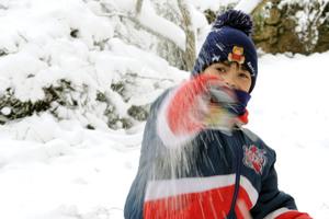 Κλειστά σχολεία λόγω χιονιού
