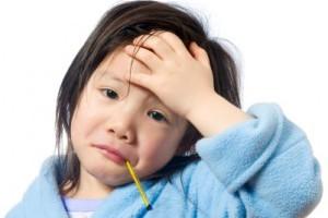 Τα παιδικά κρυολογήματα προλαμβάνουν τις αλλεργίες