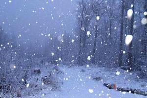 Χιονίζει στα βόρεια προάστια!