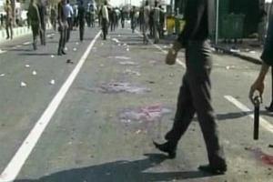 Έκρηξη βόμβας κοντά σε τέμενος στο Πακιστάν