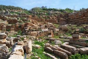 Εγκρίθηκε η αποκατάσταση του θεάτρου της αρχαίας Απτέρας