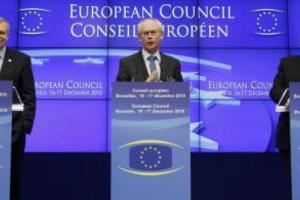 Πολιτική βούληση για την προστασία της Ευρωζώνης