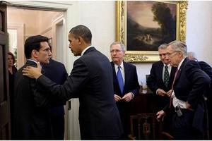 Ψηφίστηκε ο φορολογικός συμβιβασμός Ομπάμα
