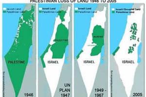 Παλαιστίνη στα σύνορα του 1967