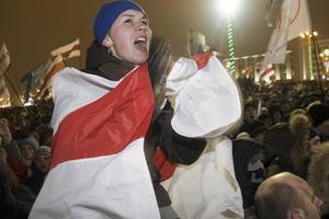 Επανεκλογή Λουκασένκο στη Λευκορωσία