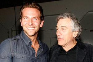 Νέα ταινία για Bradley Cooper και Robert De Niro
