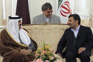 Συνεργασία Ιράν-Κατάρ για την ενίσχυση της περιφερειακής ασφάλειας