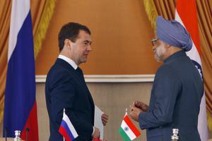 Συμφωνία Ινδίας-Ρωσίας για πυρηνικούς αντιδραστήρες