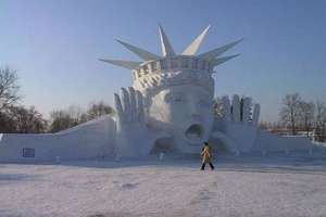 Παλάτια στο χιόνι