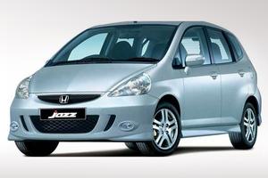 Η Honda ανακαλεί το μοντέλο Jazz