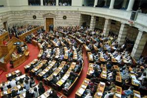 Στη Βουλή εισιτήρια, διόδια και σύμφωνο ανταγωνιστικότητας