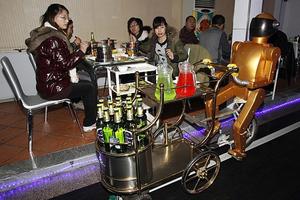 Ένα ρομπότ στις υπηρεσίες σας