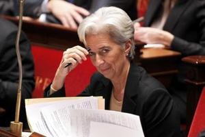 Η υπουργός Οικονομίας αποκλείει αναδιάρθρωση του χρέους της Ελλάδας