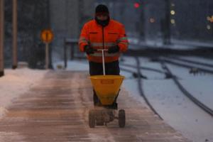 Χιονο-χάος στη Γερμανία